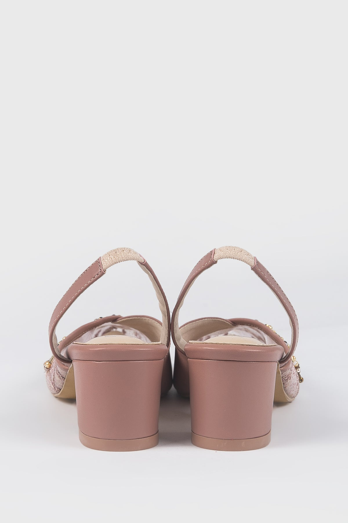 Moments Shoes in Baby Pink