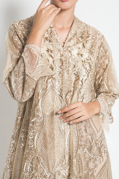 KEIHANA Askana Kebaya in Light Gold