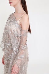 Renjana Multiway Dress in Nude