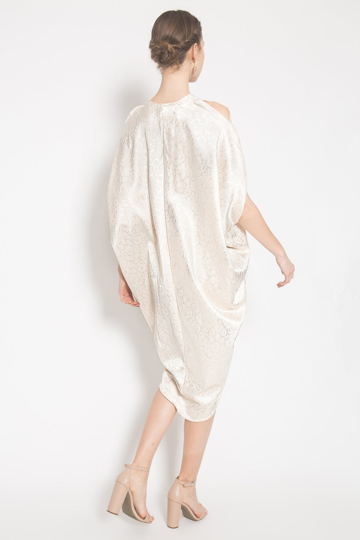 Syla Dress in Off White