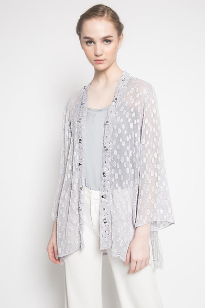 Zys Outer in Grey