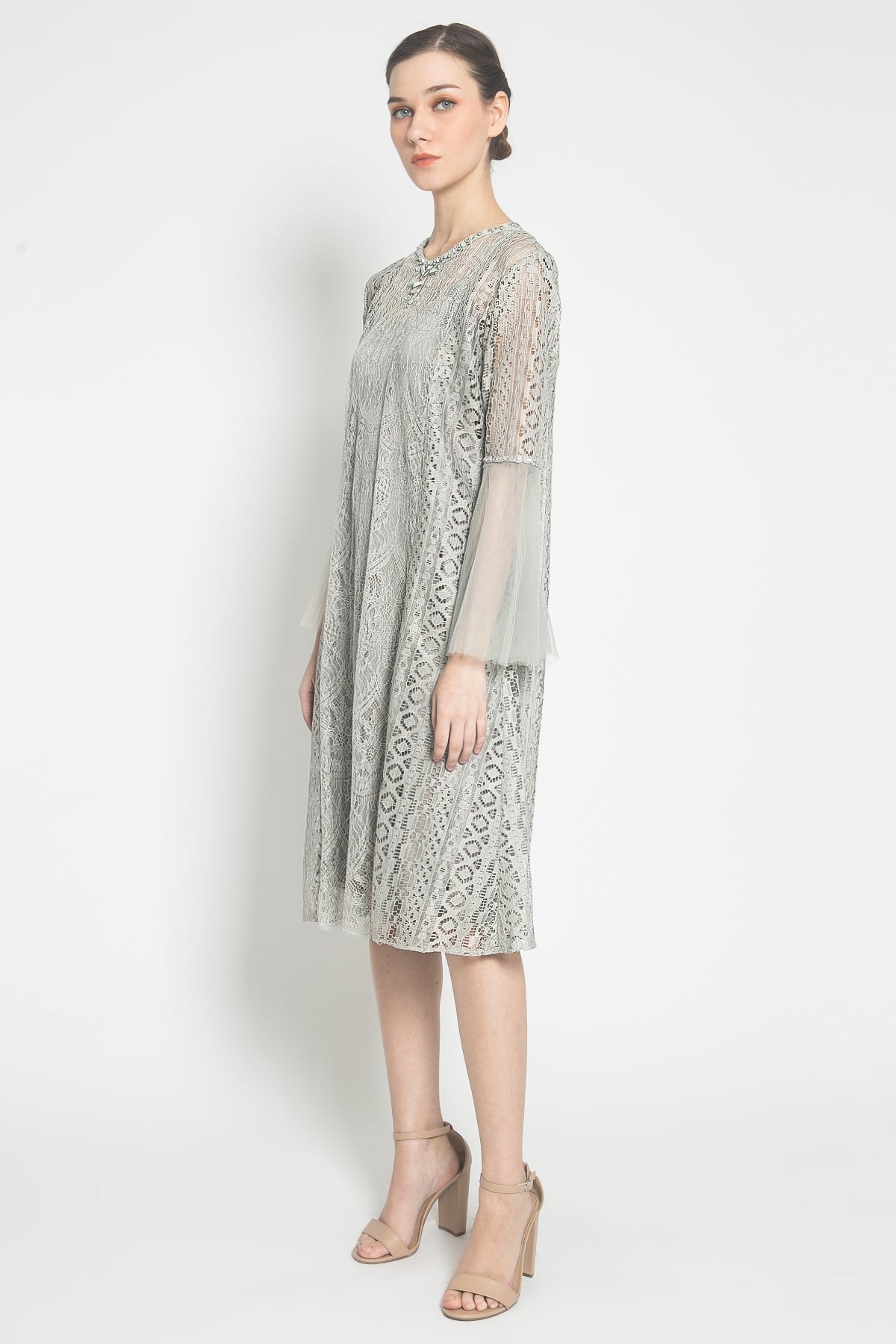 Zirra Dress in Sage
