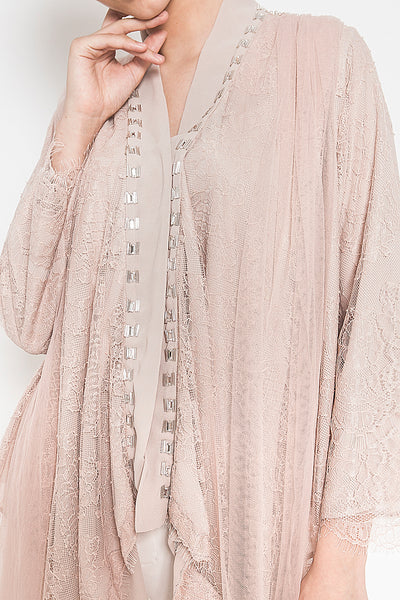 Aphrodite Outer in Blush