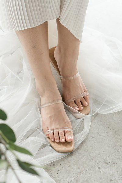 Kiara Sandals in Mocca