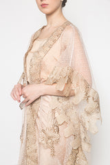 Mazarine Outer in Nude