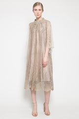 Despina Dress in Champagne