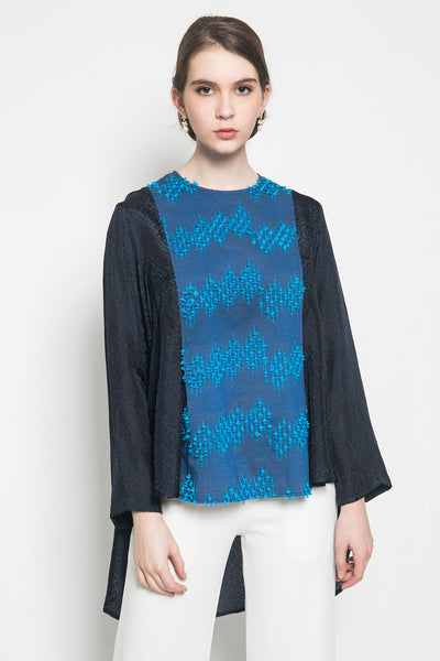 Nadilla Long-Sleeves Blouse