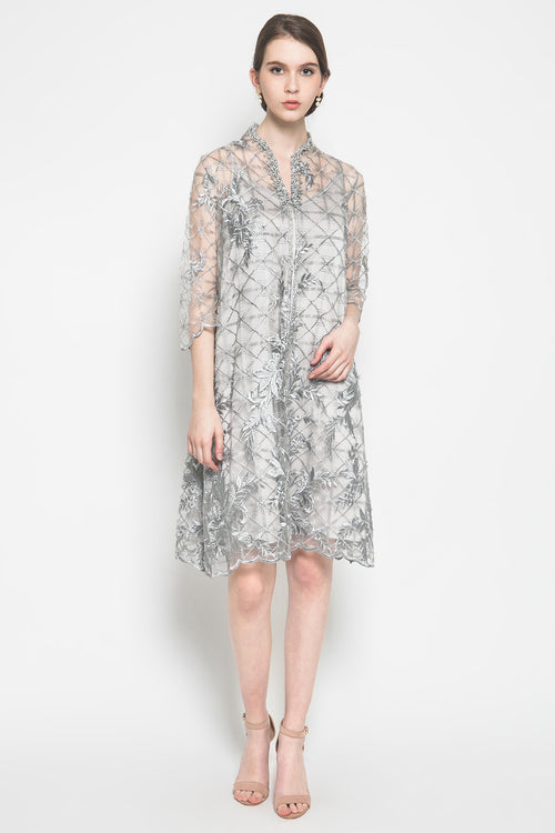 Lilly Dress in Grey