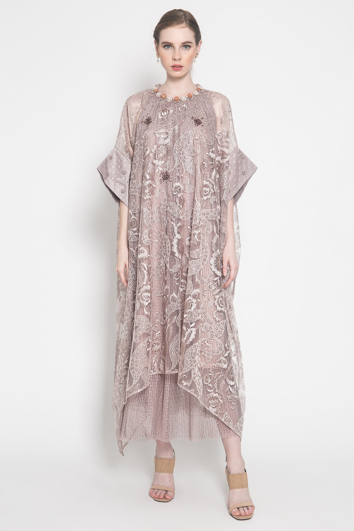 Seraphima Maxi Dress in Serenity