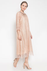 Laskar Dress in Dusty