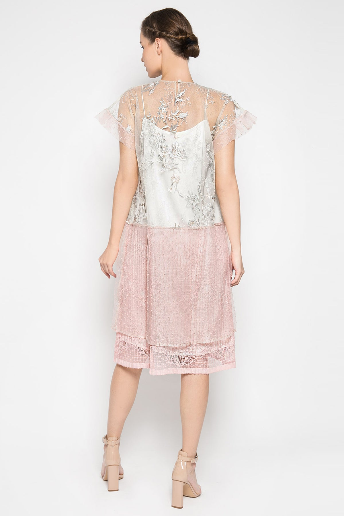 Yara Dress in Pink