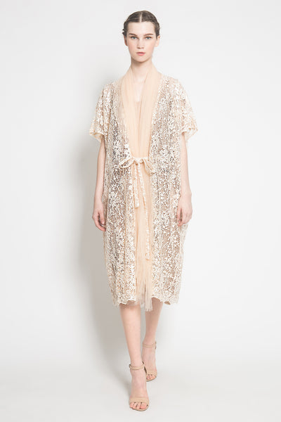 Kashira Dress in Cream