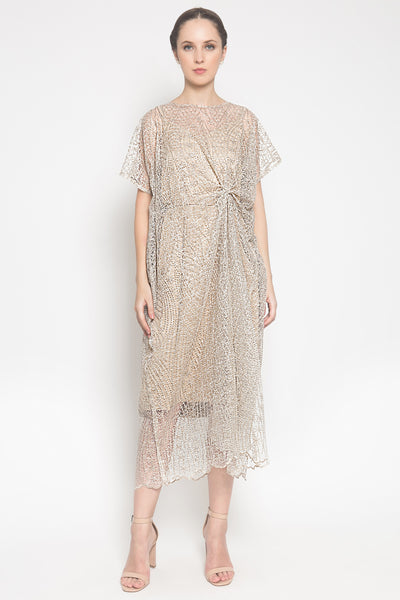 Saila Dress in Sand