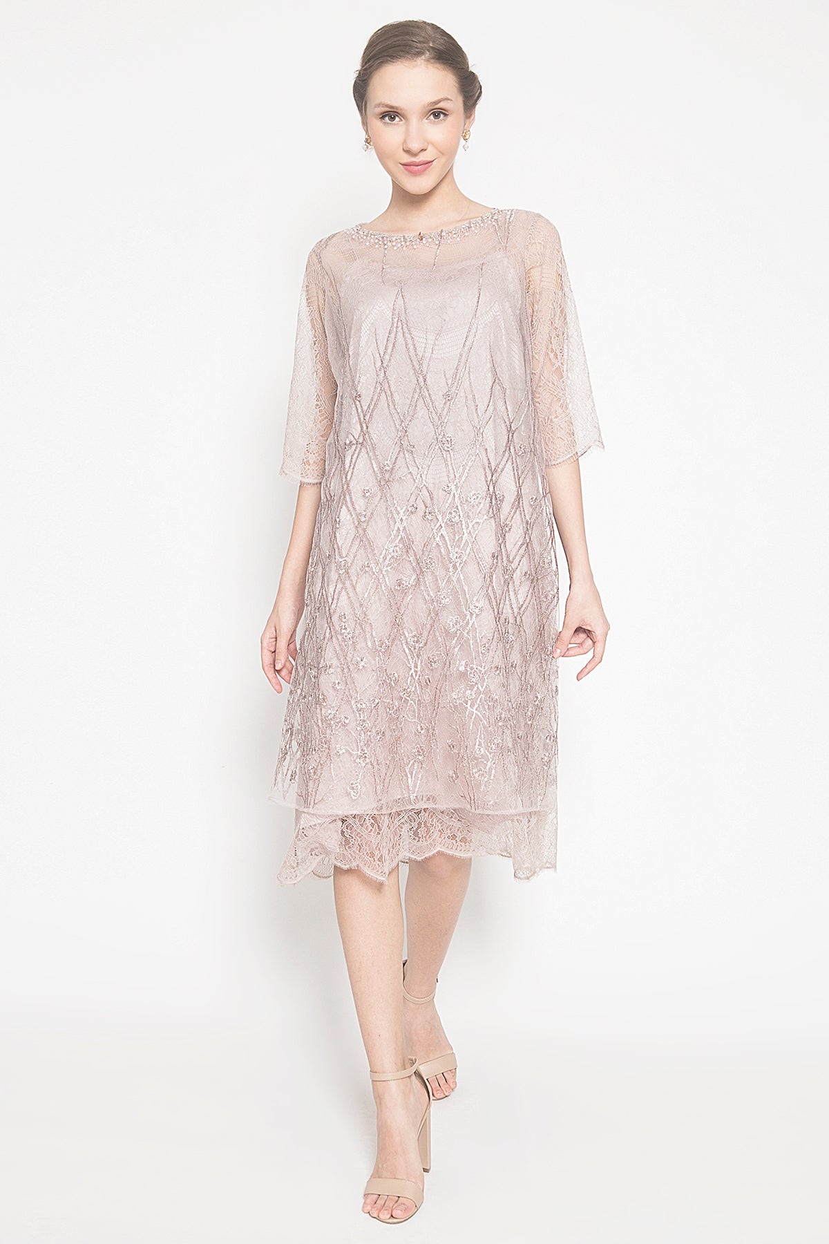 Vasala Dress in Lavender