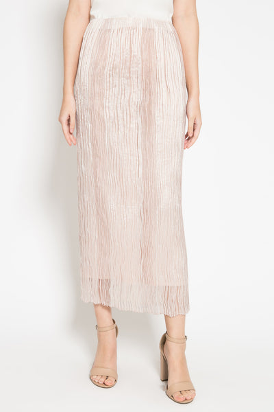 Luna Skirt in Nude