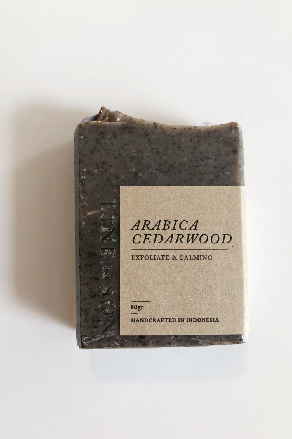 Arabica Cedarwood Soap Bar