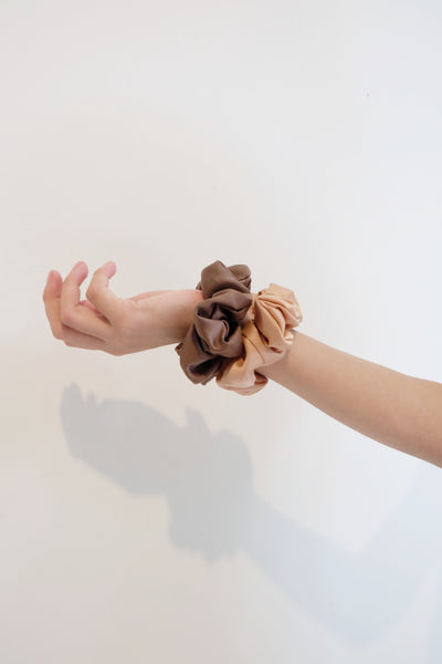 Scrunchies Pack of Two