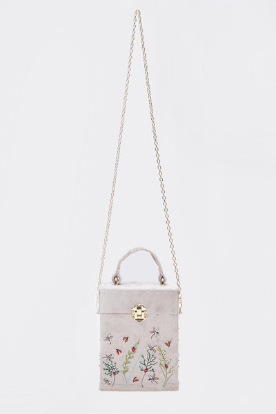 Ladybug Bag in Cream