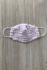 Tenun Mask in Lilac
