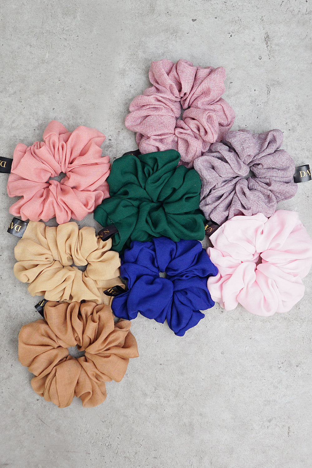 Dawn Scrunchies Pack of Two