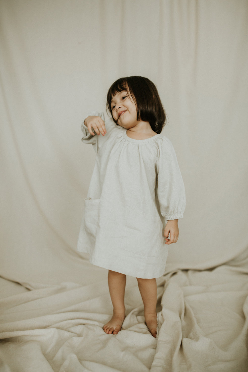 Padma Dress In Oat