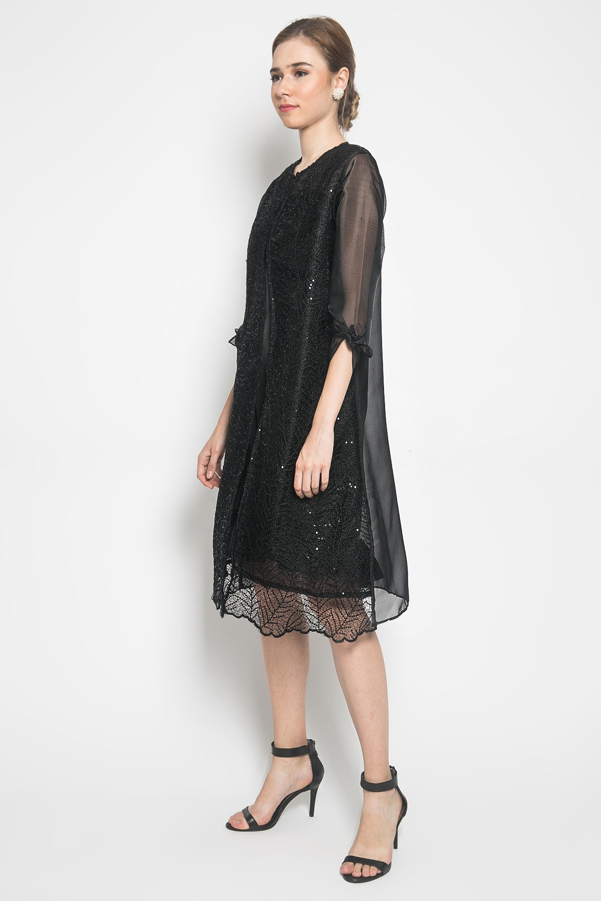 Nuna Ava Dress in Black