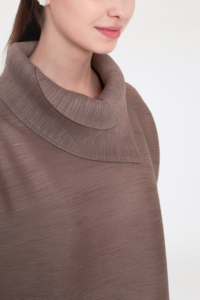 Bramley Top in Taupe