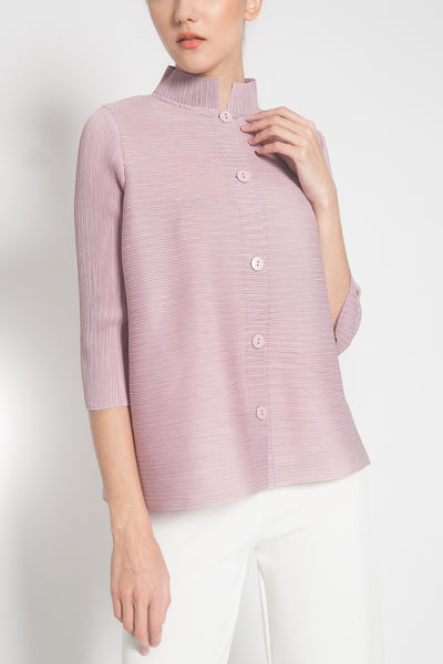Orge Top in Lilac