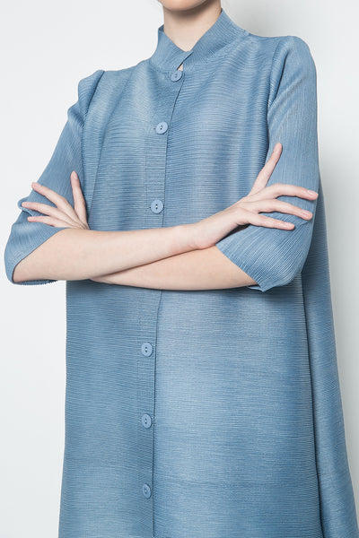 Orge Tunic Dress in Baby Blue