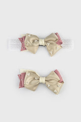 Maggie Bow in Nude Dusty