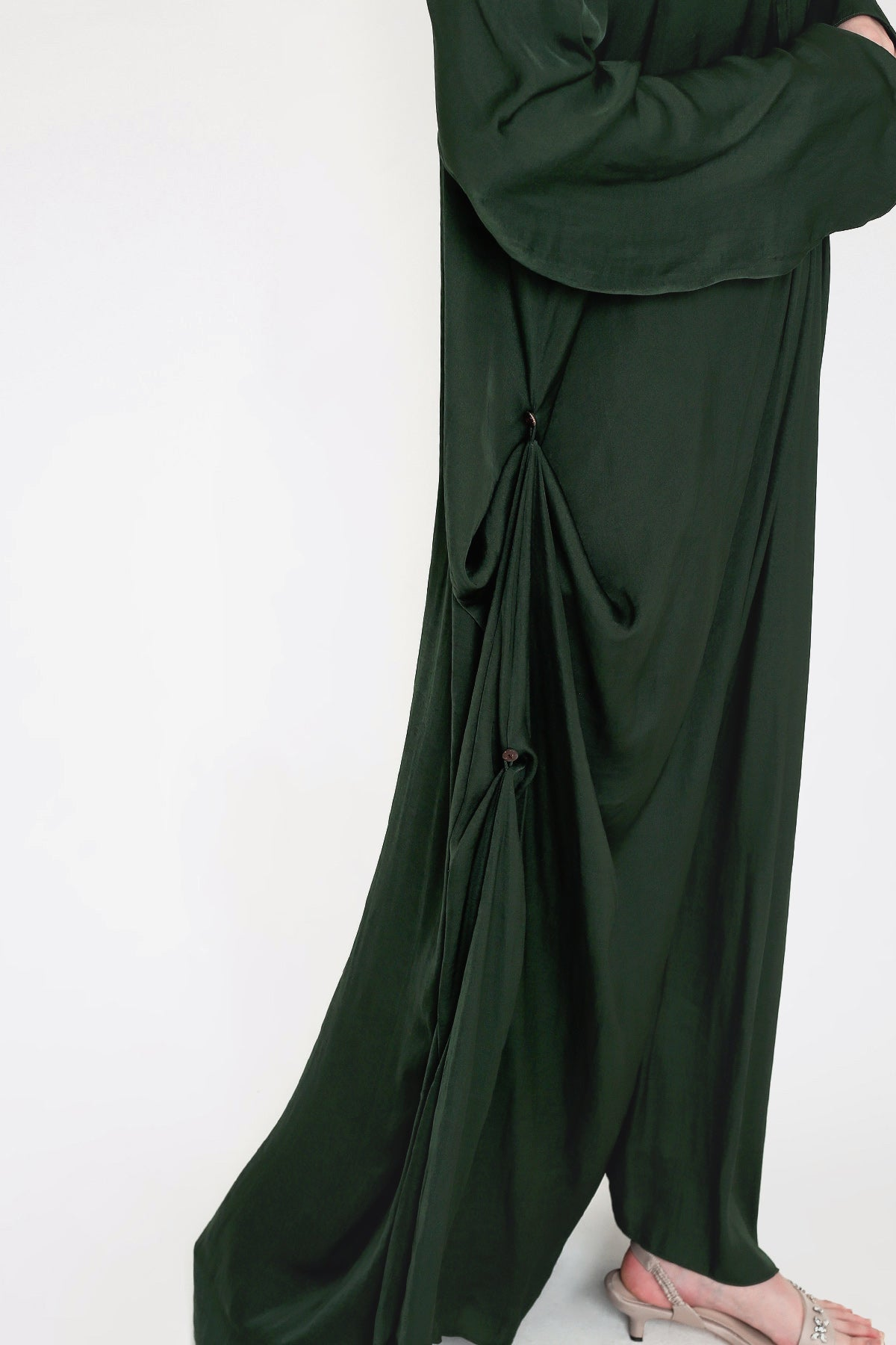 Amery Dress in Green