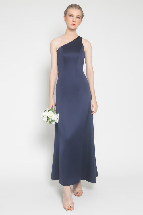 Anya One Shoulder Gown