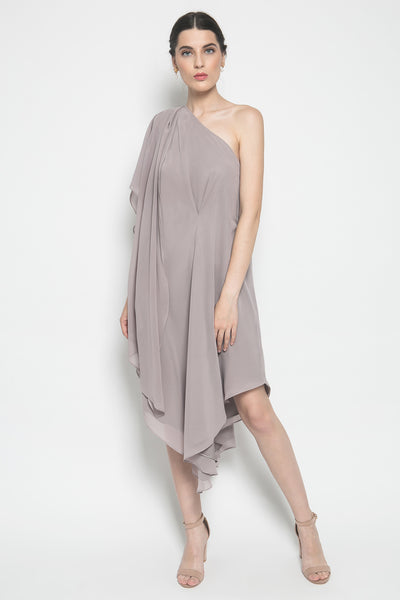 Rue Rhea Dress in Haze