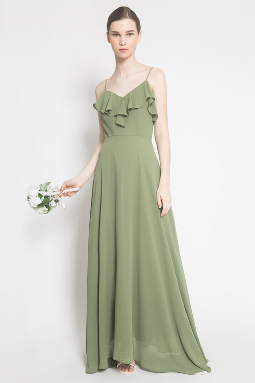 Oscar Bridesmaid Dress