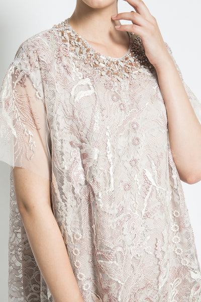 Sabcath Alaya Dress in Dusty Pink