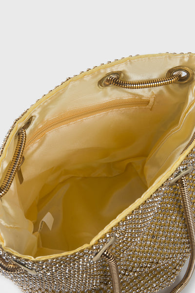 Dynasty Bag in Gold