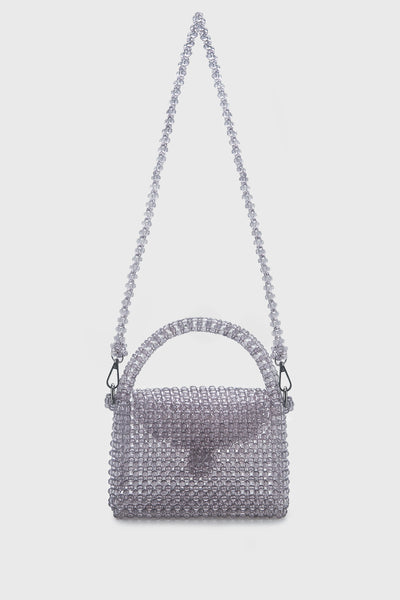 Adele Sling Bag in Grey