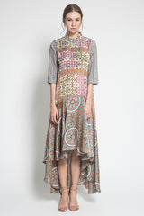 Sabcath Rayna Dress in Grey