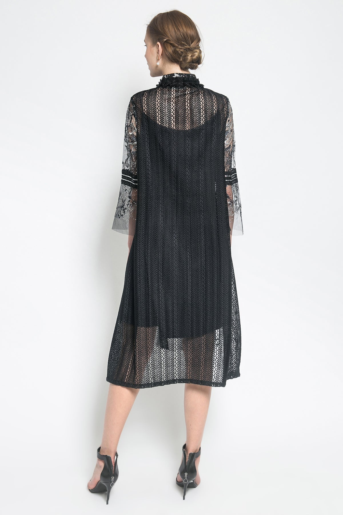 Sabcath Avery Dress in Black