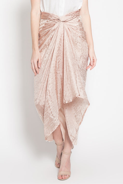 Serot Skirt in Nude