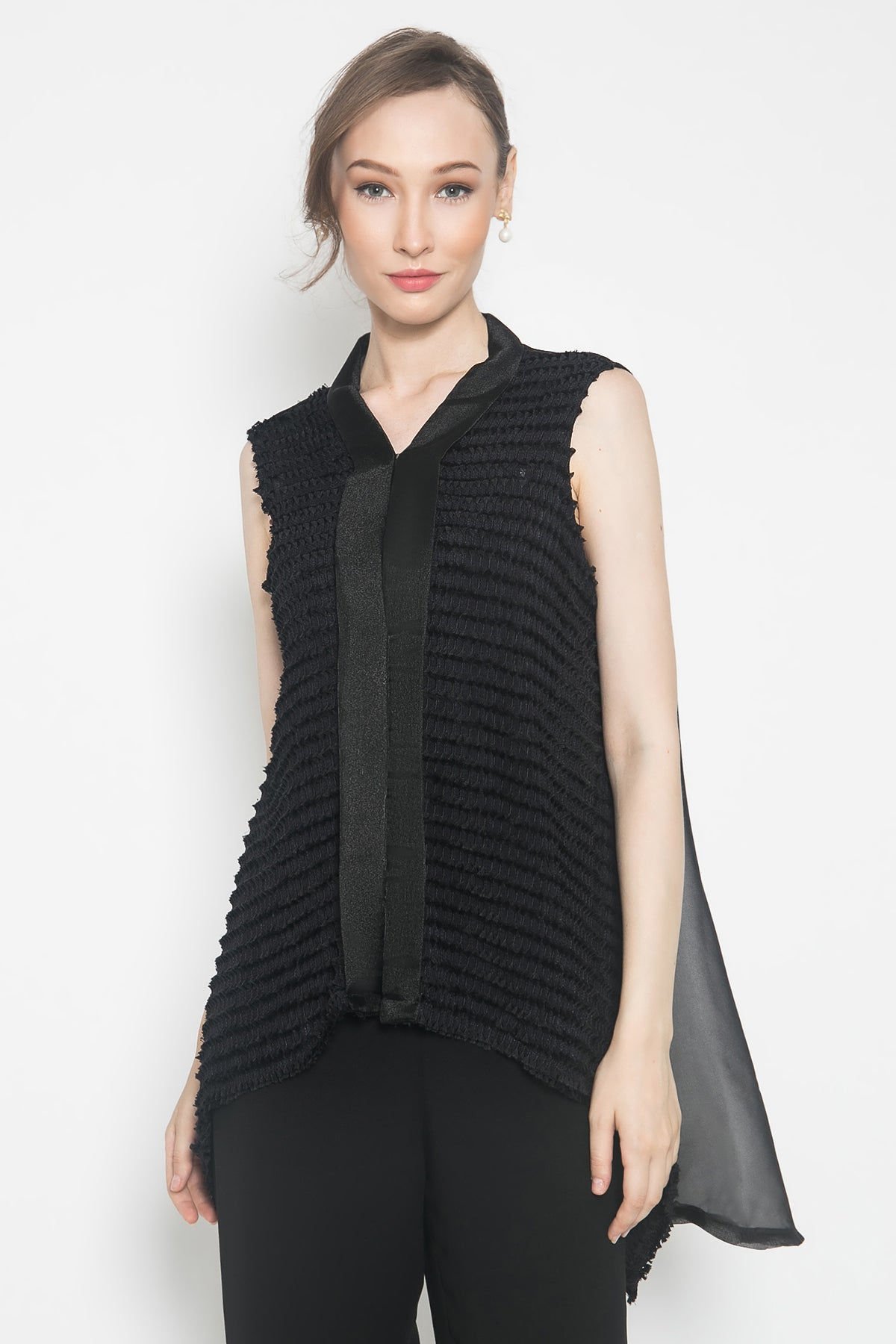 Aruna Top in Black