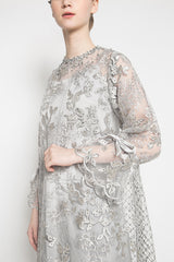 Reyana Dress in Grey