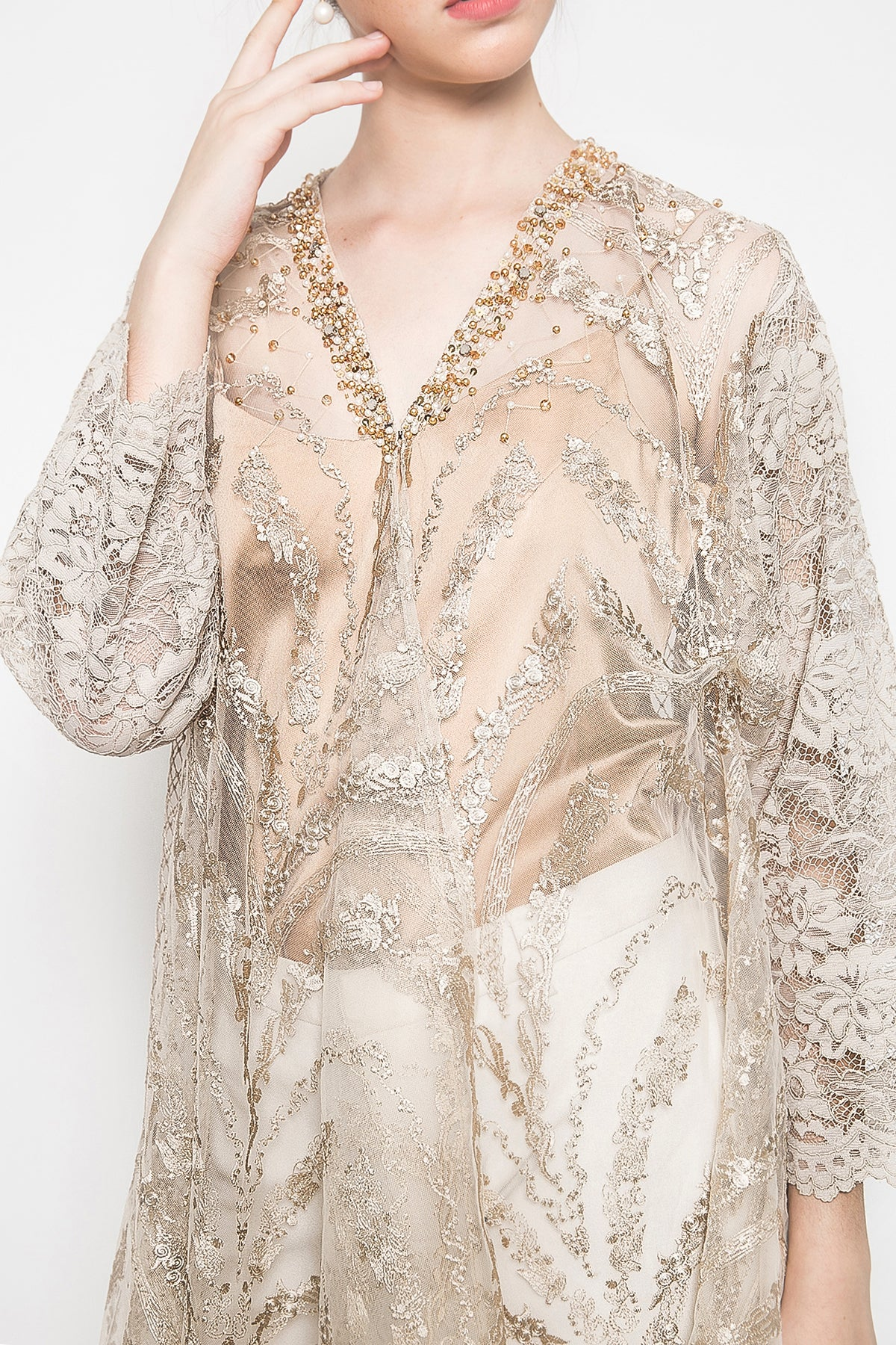 MiIly Outer in Gold