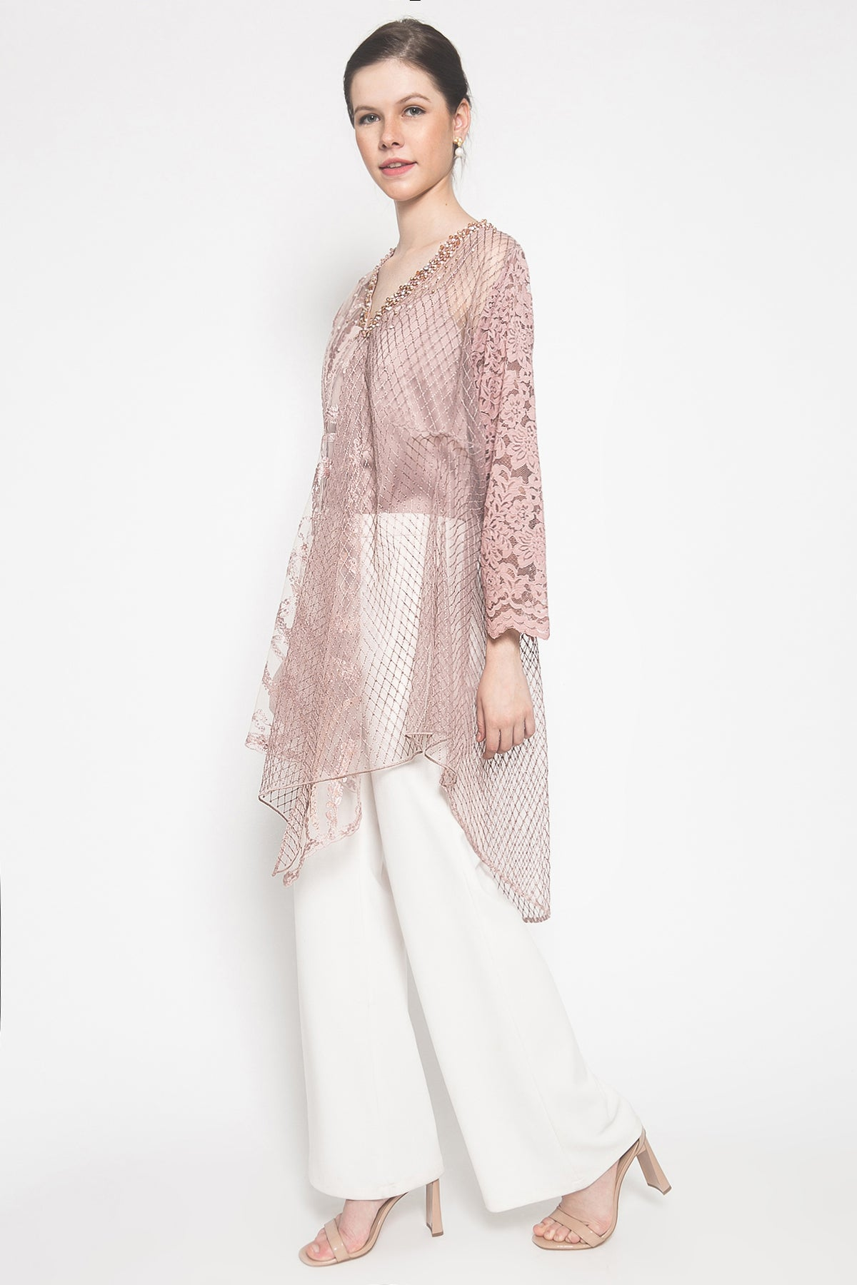Milly Outer in Pink