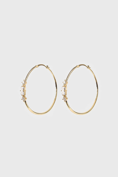 Mara Hoops Earrings