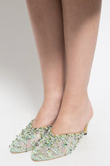Selaksa Amel Shoes in Tosca