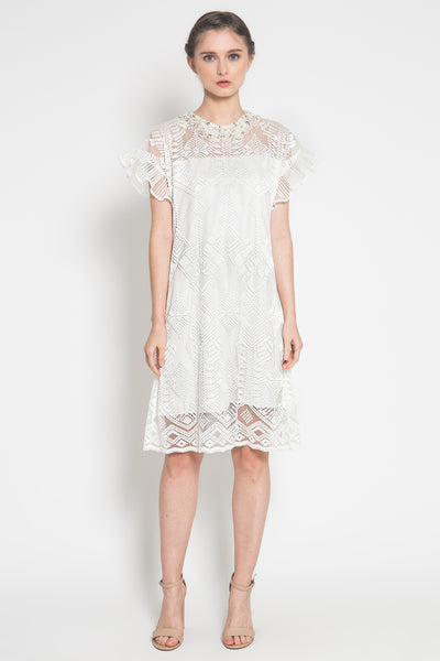Ruh Dress No. 1 in White