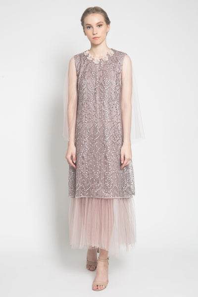 Alfira Dress in Dusty