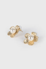 Marie Gold Earrings