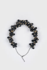 Lynette Necklace in Black